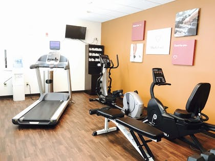Fitness Facility | Comfort Suites Twinsburg