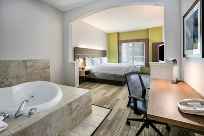 Guestroom | Holiday Inn Express Hotel & Suites Dallas-Grand Prairie I-20