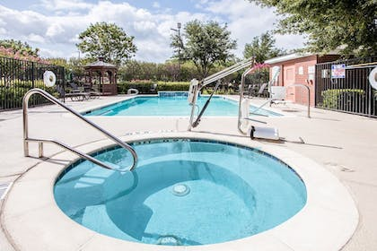 Pool | Holiday Inn Express Hotel & Suites Dallas-Grand Prairie I-20