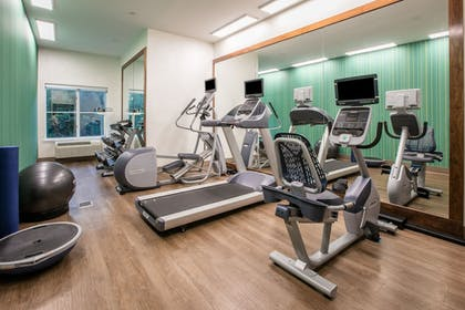 Fitness Facility | Holiday Inn Express Hotel & Suites Dallas-Grand Prairie I-20