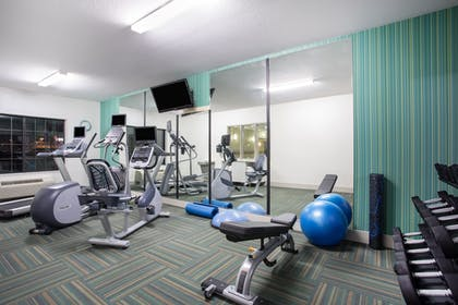 Fitness Facility | Holiday Inn Express Hotel & Suites Ft. Collins