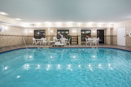 Pool | Holiday Inn Express Hotel & Suites Ft. Collins
