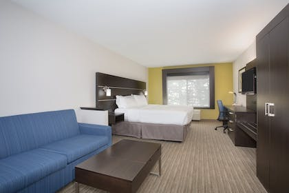 Room | Holiday Inn Express Hotel & Suites Ft. Collins