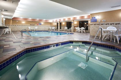 Hotel Interior | Holiday Inn Express Hotel & Suites Ft. Collins