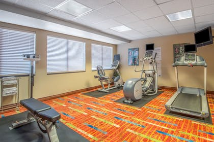 Fitness Facility | Holiday Inn Express Hotel & Suites Enid - Highway 412