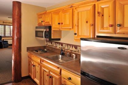 In-Room Kitchen   Stoney Creek Hotel & Conference Center Quad Cities