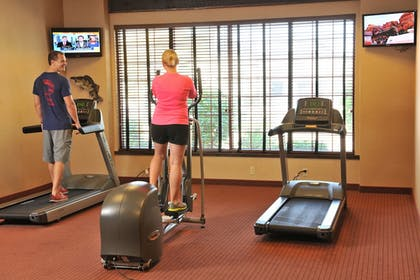 Fitness Facility   Stoney Creek Hotel & Conference Center Quad Cities