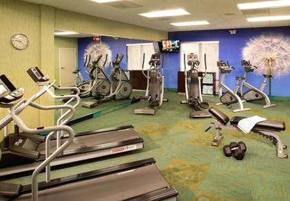 Fitness Facility | SpringHill Suites by Marriott Annapolis