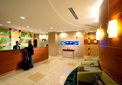 Lobby | SpringHill Suites by Marriott Annapolis