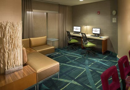 Business Center | SpringHill Suites by Marriott Annapolis