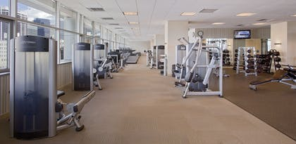 Gym | Hyatt Regency Denver at Colorado Convention Center