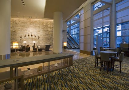 Lobby Sitting Area | Hyatt Regency Denver at Colorado Convention Center