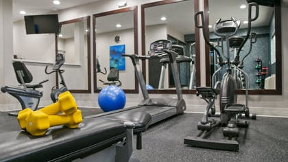 Fitness Facility | Best Western Plus Houston Atascocita Inn & Suites