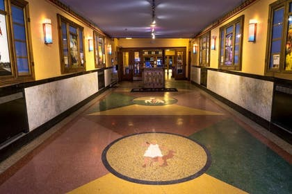 Lobby | The Historic Latchis Hotel and Theatre