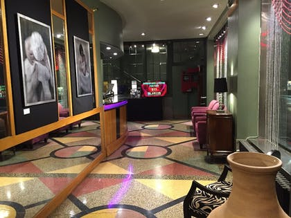 Interior Entrance | The Historic Latchis Hotel and Theatre