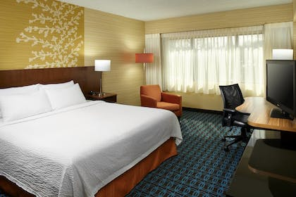 Guestroom | Fairfield Inn & Suites by Marriott Parsippany