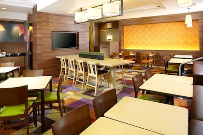 Restaurant | Fairfield Inn & Suites by Marriott Parsippany