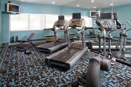 Sports Facility | Fairfield Inn & Suites by Marriott Parsippany