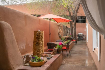 Terrace/Patio | Luxx Boutique Hotel
