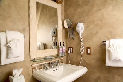 Bathroom Sink | Luxx Boutique Hotel
