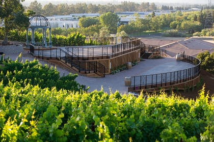 Property Grounds | The Meritage Resort and Spa