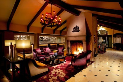 Lobby | The Meritage Resort and Spa