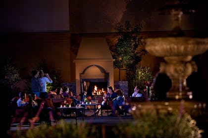 Outdoor Dining | The Meritage Resort and Spa