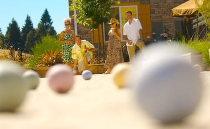 Sport Court | The Meritage Resort and Spa