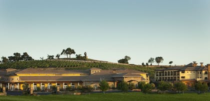 Hotel Front | The Meritage Resort and Spa