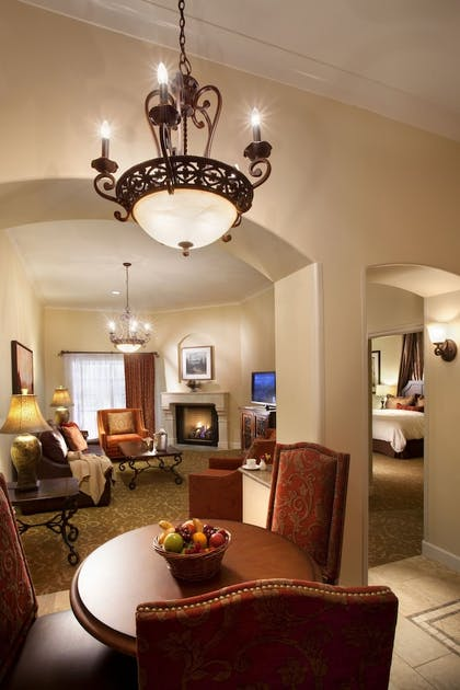 In-Room Dining | The Meritage Resort and Spa