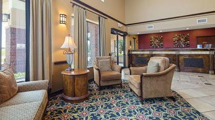 Lobby | Best Western Plus Victoria Inn & Suites