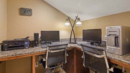 Business Center | Best Western Plus Victoria Inn & Suites