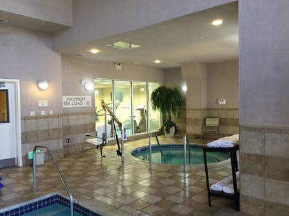 Indoor Spa Tub | Fairfield Inn & Suites by Marriott Fairfield Napa Valley
