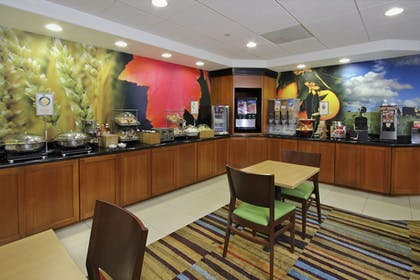 Restaurant | Fairfield Inn & Suites by Marriott Fairfield Napa Valley
