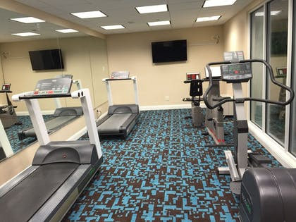 Gym | Fairfield Inn & Suites by Marriott Fairfield Napa Valley