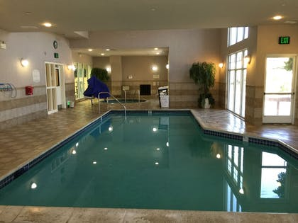 Indoor Pool | Fairfield Inn & Suites by Marriott Fairfield Napa Valley