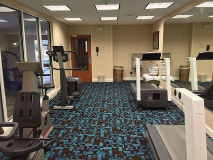 Fitness Facility | Fairfield Inn & Suites by Marriott Fairfield Napa Valley