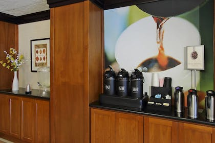 Cafe | Fairfield Inn & Suites by Marriott Fairfield Napa Valley