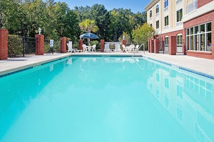 Pool | Holiday Inn Express Hotel & Suites Camden-I20 (Hwy 521)