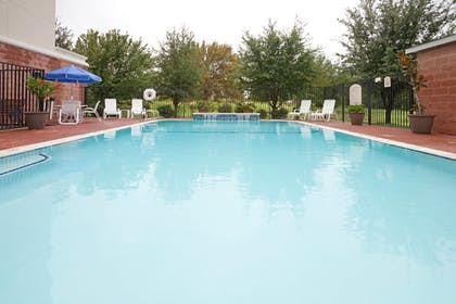 Pool | Holiday Inn Express Hotel & Suites Decatur