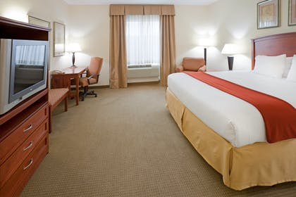 Room | Holiday Inn Express Hotel & Suites Decatur