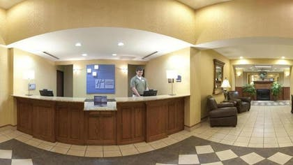 Reception | Holiday Inn Express Hotel & Suites Paragould