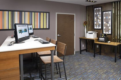 Business Center | Holiday Inn Express Knoxville-Strawberry Plains
