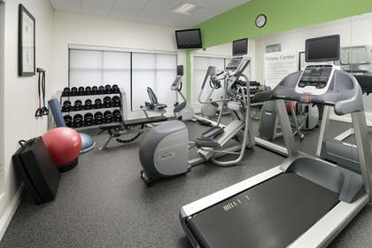 Fitness Facility | Holiday Inn Express Knoxville-Strawberry Plains