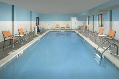 Pool | Holiday Inn Express Knoxville-Strawberry Plains