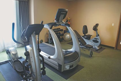 Fitness Facility | La Quinta Inn & Suites by Wyndham Springfield Airport Plaza
