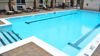 Pool | Holiday Inn Express Hotel & Suites Long Island-East End