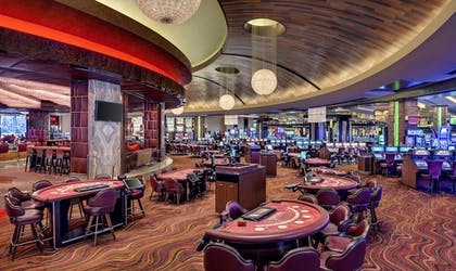 Game Room | Red Rock Casino, Resort and Spa