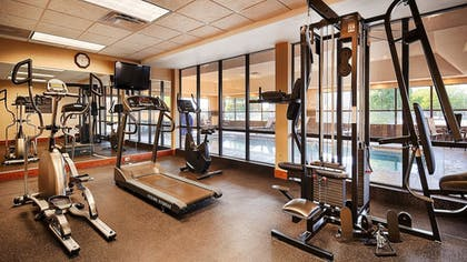 Fitness Facility | Best Western Plus Midwest City Inn & Suites