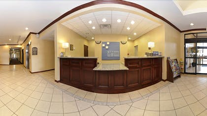 Reception | Holiday Inn Express & Suites Abilene